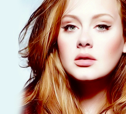 Adele Hintergrund containing a portrait called Adele