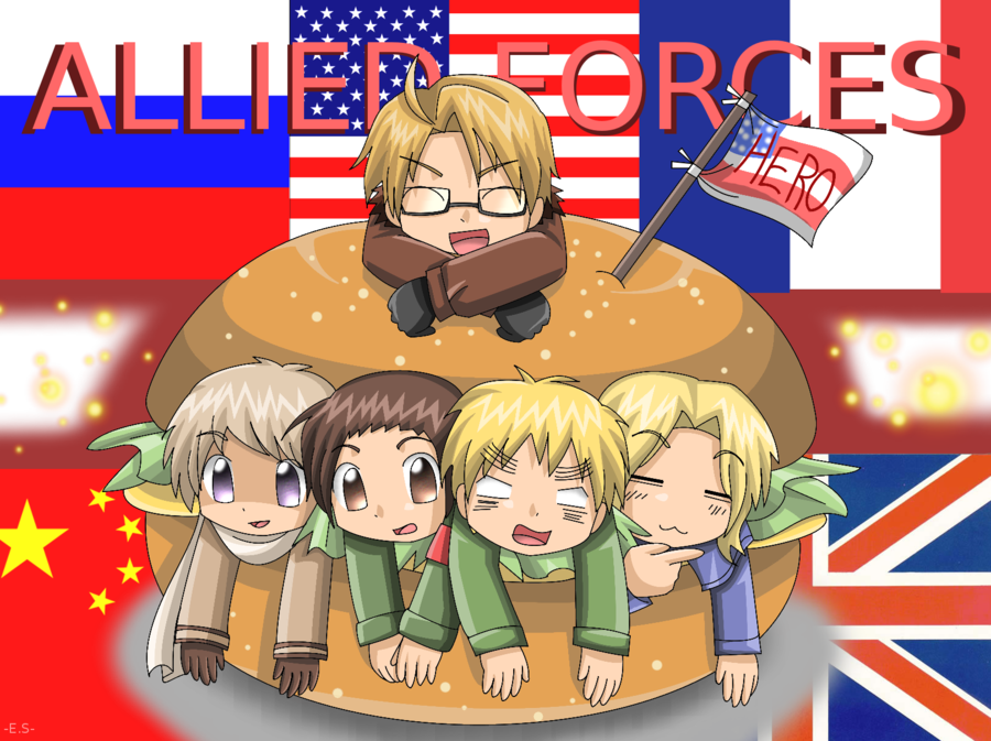 france allies and united states photos