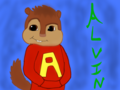 Alvin - alvin-and-the-chipmunks fan art