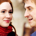 Amy and Rory <3