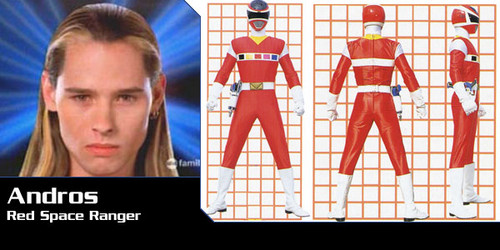 Andros (Power Rangers In Space)