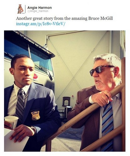Another great story from the amazing Bruce McGill