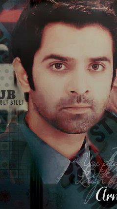 Iss Pyar Ko Kya Naam Doon wallpaper with a business suit called Arnav
