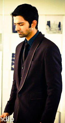 Iss Pyar Ko Kya Naam Doon wallpaper with a business suit and a suit titled Arnav