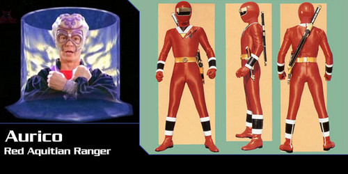 Aurico (Mighty Morphin' Alien Rangers)