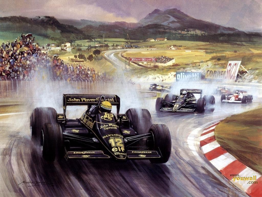 Ayrton Senna Da Silva Ayrton Senna Fondo De Pantalla