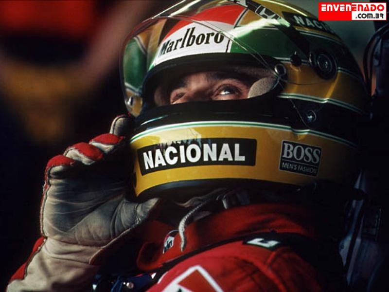 Ayrton Senna Ayrton Senna Wallpaper 29955035 Fanpop