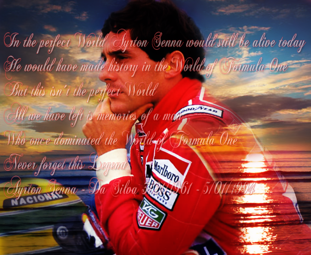 Ayrton Senna Ayrton Senna Photo 29955187 Fanpop