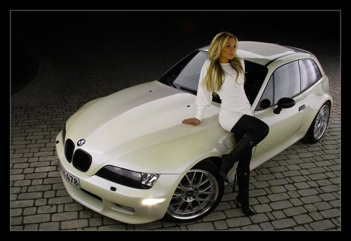 Bmw Images Bmw Amp Girl Hd Fond D 233 Cran And Background Photos 29966260