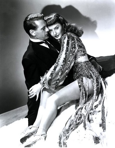 Barbara Stanwyck & Gary Cooper  - classic-movies Photo
