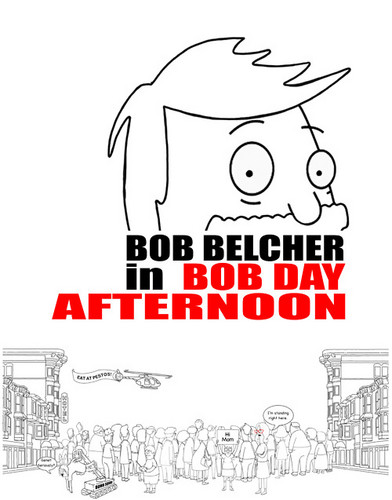 Bob دن Afternoon Script Cover