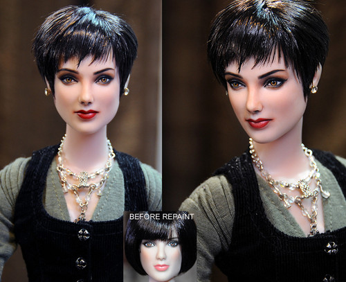 Breaking Dawn Alice Doll Rpaint