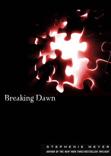 Breaking Dawn Cover - breaking-dawn Fan Art