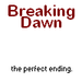 Breaking Dawn - breaking-dawn icon