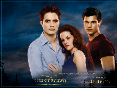 Breaking dawn part2 壁紙