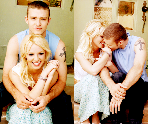 Britney and Justin Forever <3 Love <<niks95>>
