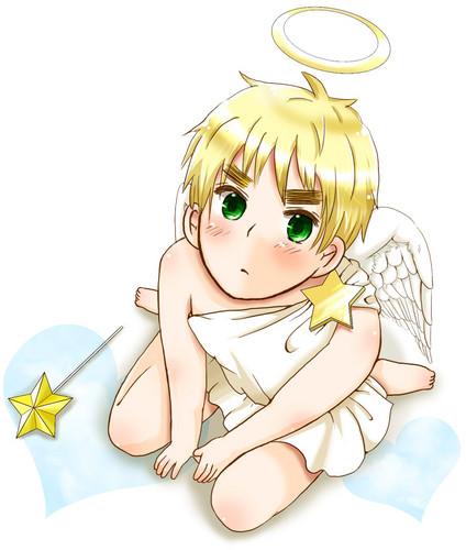 Brittania Angel