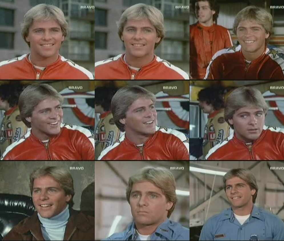 Penhall Chips Chips Bruce Penhall as Bruce