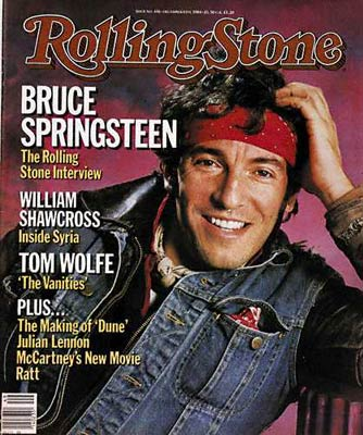 Bruce  - bruce-springsteen Photo