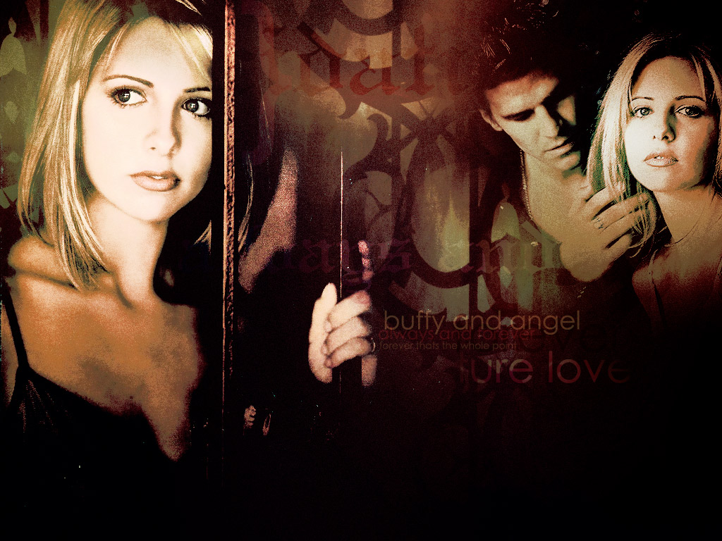 Buffy/Angel - The Ultimate Love - Buffy and Angel Fan ...