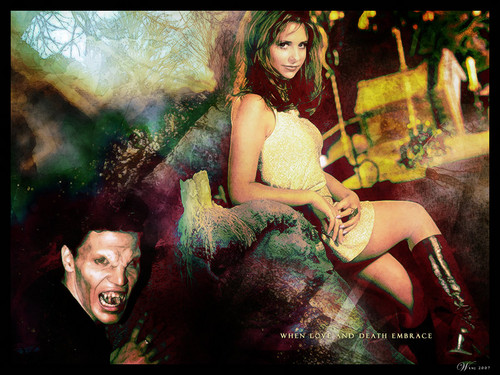 Buffy/Angel - The Ultimate pag-ibig
