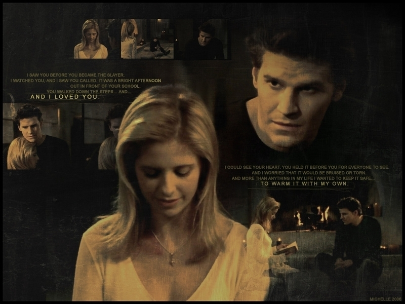 angel and buffy relationship timeline