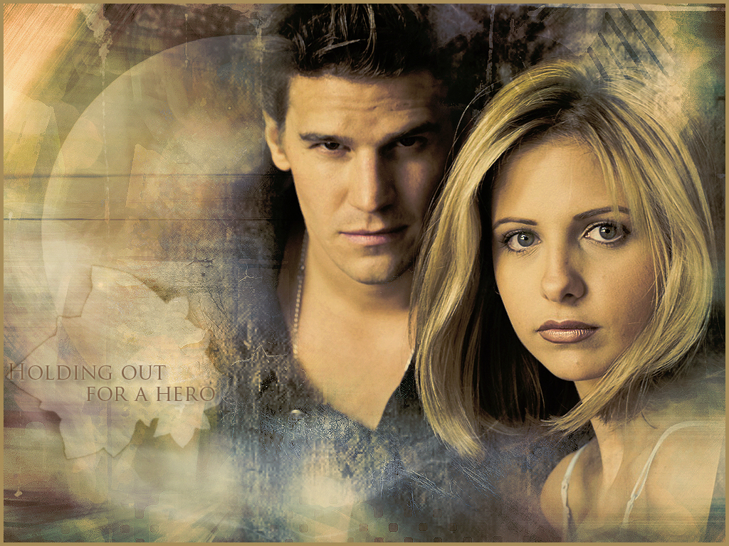 buffy and angel relationship images