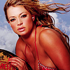Candice Michelle تصویر possibly containing a bikini and a portrait called Candice Michelle