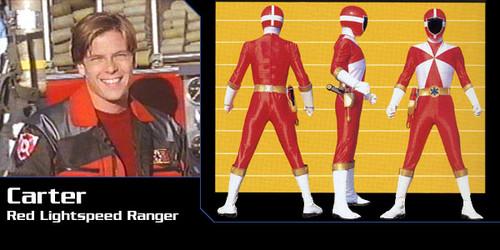 Carter Grayson (Power Rangers Lightspeed Rescue)