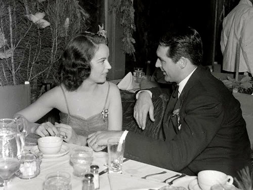 Cary Grant & Fay Wray