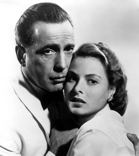 Casablanca wallpaper with a portrait entitled Casablanca