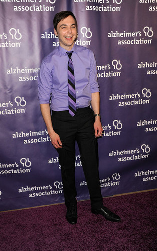 Cast at 20th Anniversary Alzheimer's Association