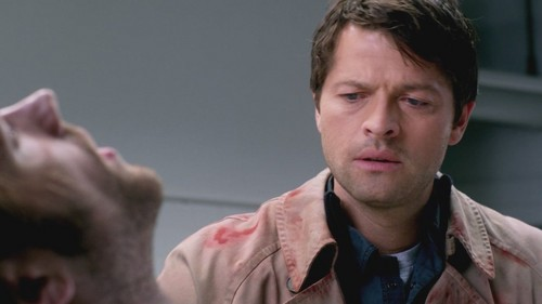 Castiel /7x17/ The Born-Again Identity - castiel Screencap