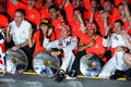 Celebrating - jenson-button photo