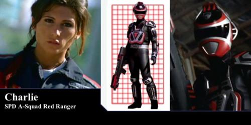 Charlie (Power Rangers SPD)