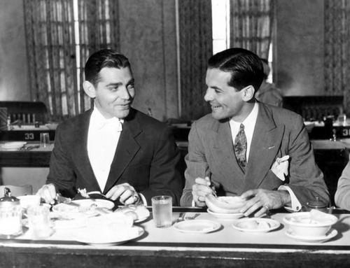 Clark Gable & John Lodge