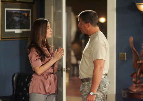 Army Wives Couples images Claudia Joy & Michael wallpaper ...