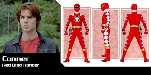 Connor McKnight (Power Rangers Dino Thunder)