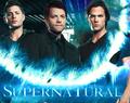 Dean, Castiel & Sam