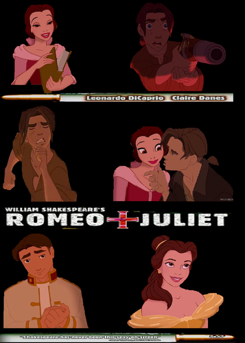 迪士尼 Romeo and Juliet