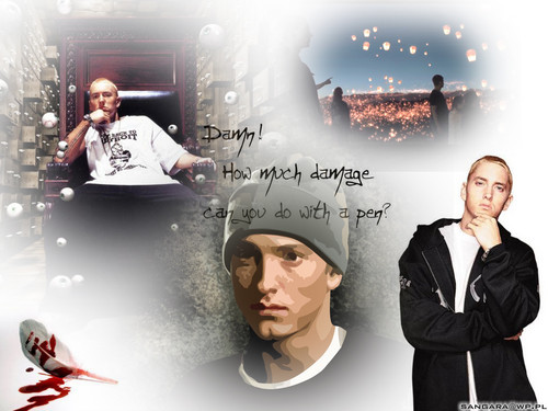 EMIENM - eminem Wallpaper
