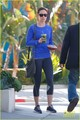 Emily Blunt: Smoothie Stop - emily-blunt photo