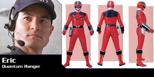 Eric Myers (Power Rangers Time Force)