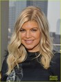 Fergie: Press Day in NY! - fergie photo