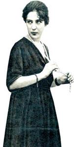 Fikriye Hanım (d. 1887, Yenişehr-i Fener - ö. 31 may 1924, Ankara)