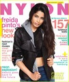 Freida Pinto Covers 'Nylon' April 2012