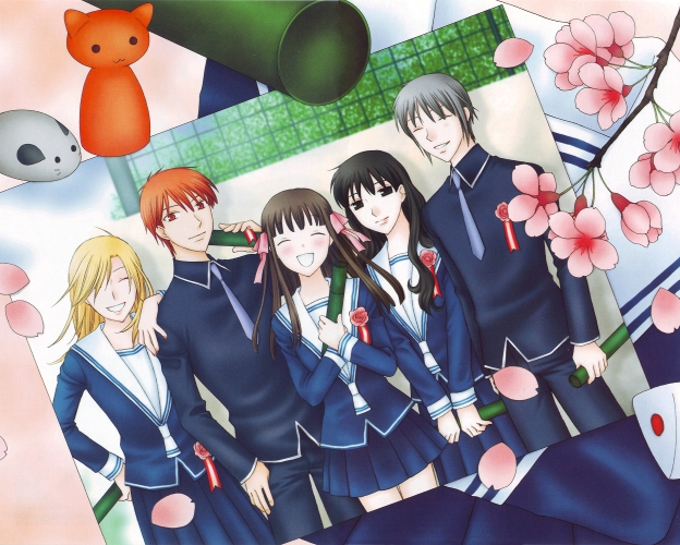 fruits that are vegetables fruits basket episode 1 english dub