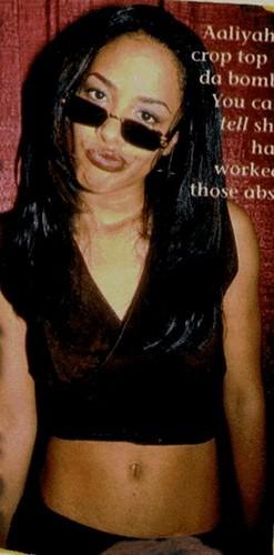 Funny Aaliyah ;)