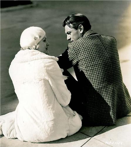 Gary Cooper & Carole Lombard