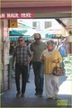 Gerard Butler: Farmers Market Lunch With Parents - gerard-butler photo
